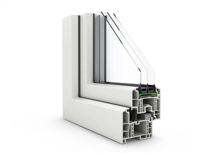 PVC okna Rehau Geneo