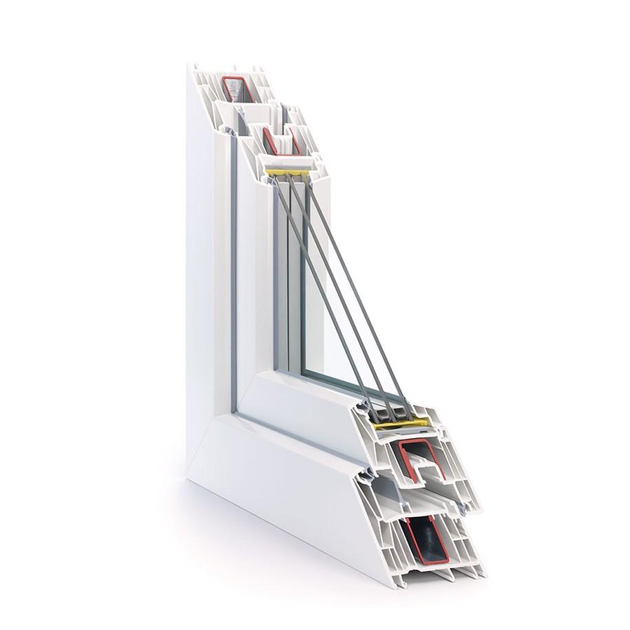 Okna Rehau Synego