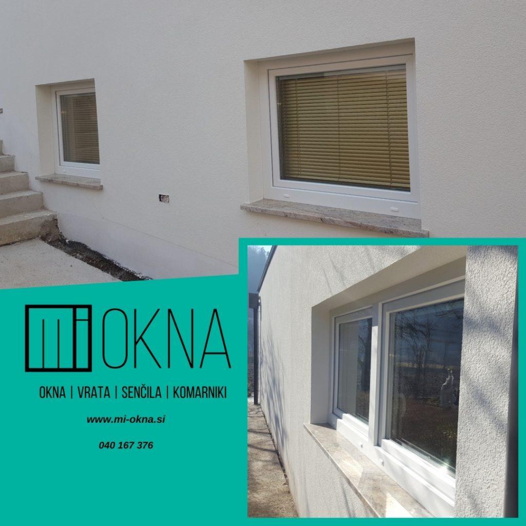 Izboljšanje bivanja z novimi PVC okni MI-OKNA