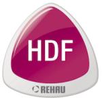 Rehau površinska obdelava HDF