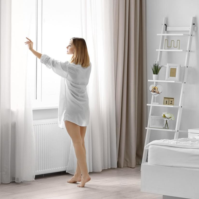 Izboljšanje udobja je eno od 5 najpomembnejših prednosti novih PVC oken