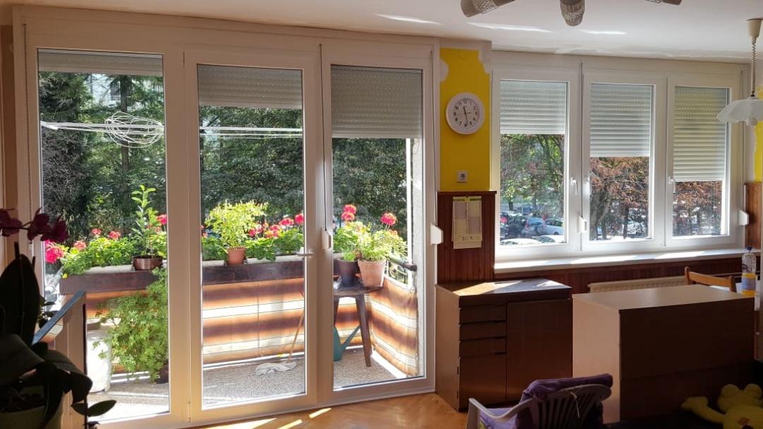 dobava in montaža PVC oken gorenjska MI-OKNA