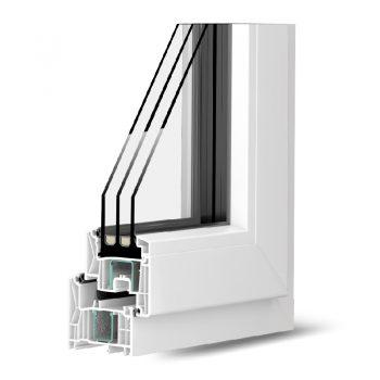 PVC okna Rehau Synego